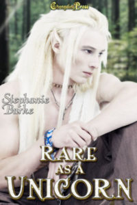 Cover - Rare As A Unicorn (Angel Falls 5)