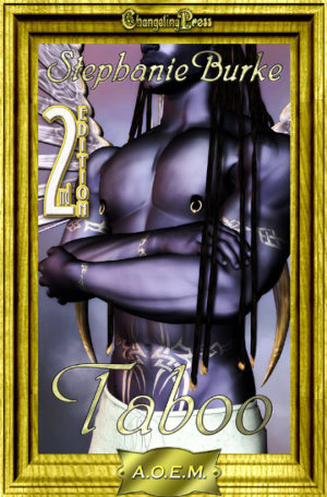 Cover - Taboo (Agency of Extraordinary Mates Multi-Author 4)