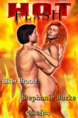 Cover - Biker Broad
