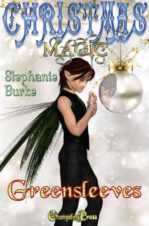 Cover - Greensleeves (Christmas Magic 12)