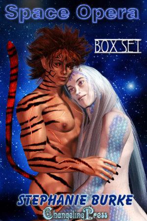 Cover - Space Opera (Box Set)