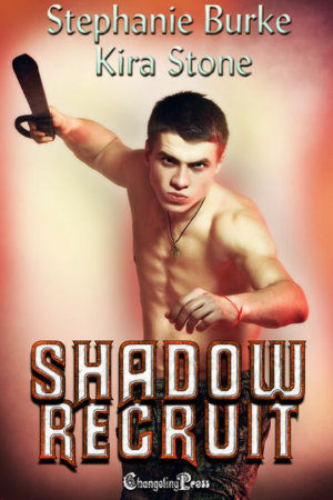 Cover - Shadow Recruit