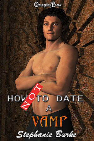 Cover - How Not to Date a Vamp (How Not To Date... 4)
