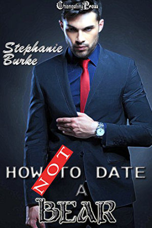 Cover - How Not To Date a Bear (How Not To Date... 5)