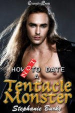 Cover - How Not to Date a Tentacle Monster (How Not to Date... 10)